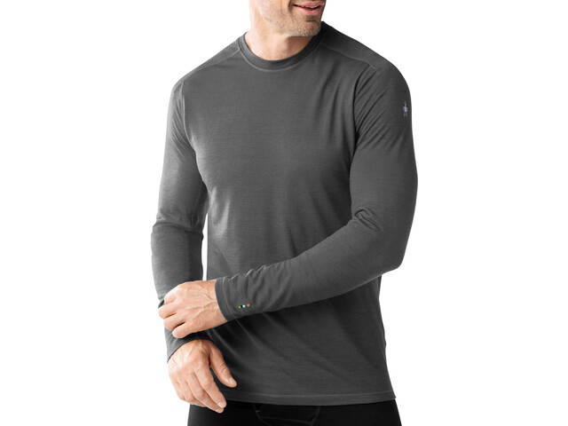 Smartwool PhD Ultra Light - Sous-vêtement Homme - gris